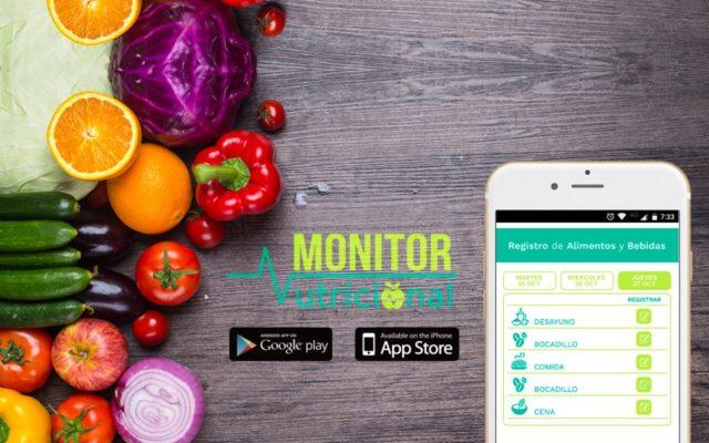 app de nutrición profesional