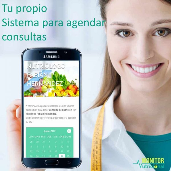software agendar citas médicas
