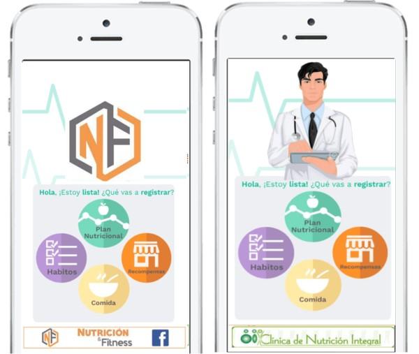 app de nutricíon para nutriólogos