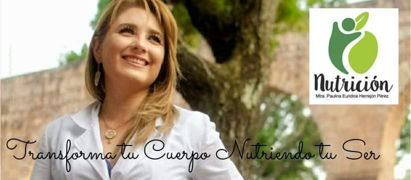 Nutriologo en Morelia Paulina Herrejon