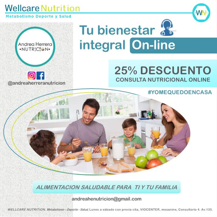Nutriólogo En Cancún y en línea