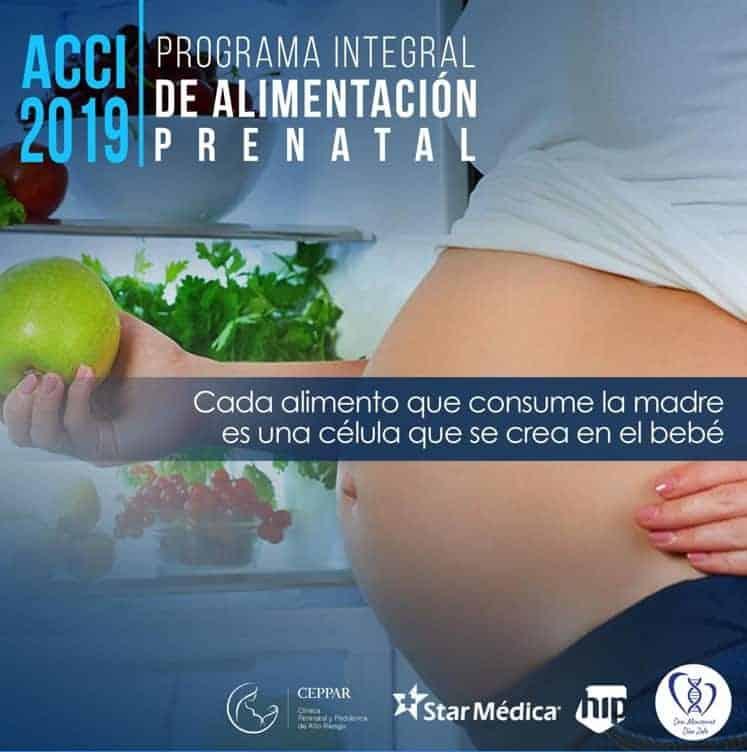 Nutriólogo Perinatal en CDMX