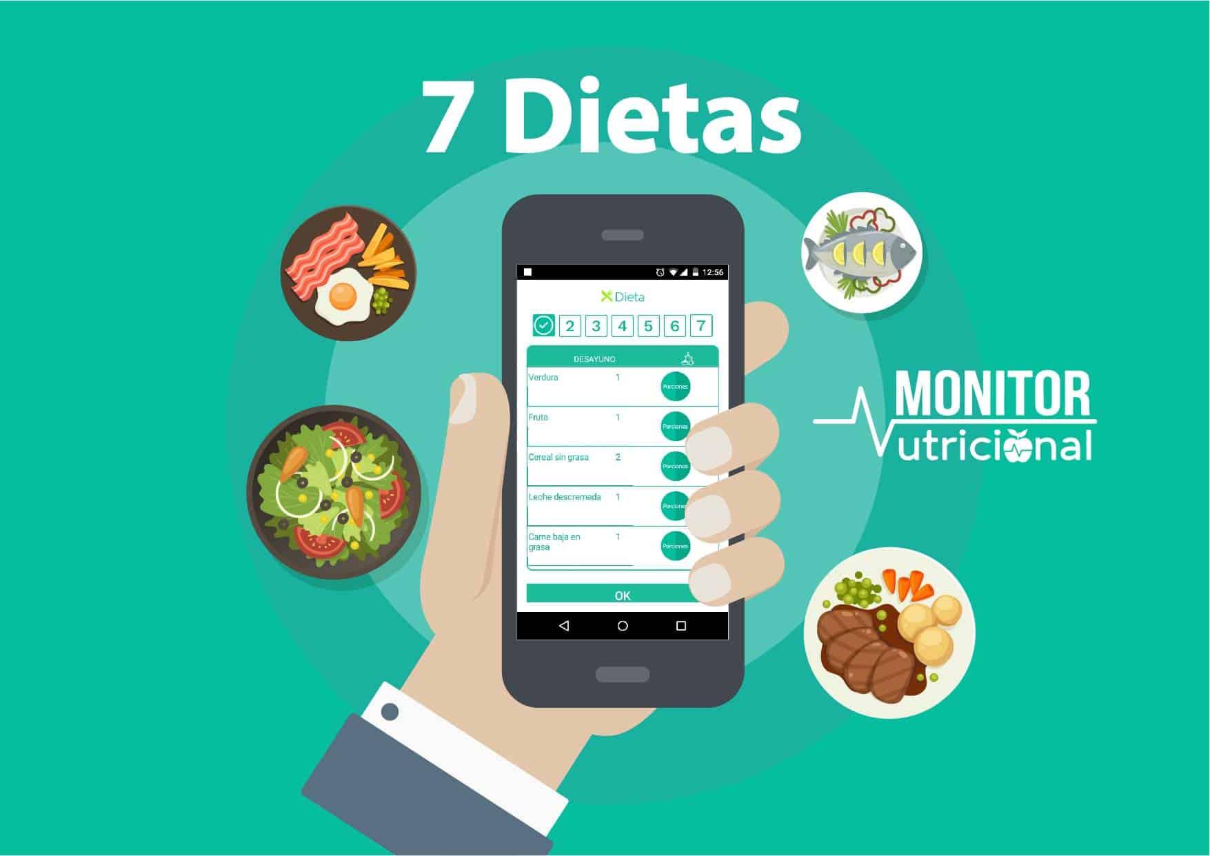 7 dietas