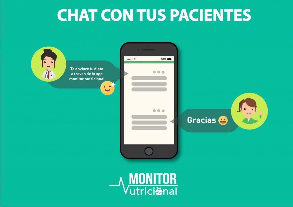 chats con tus pacientes