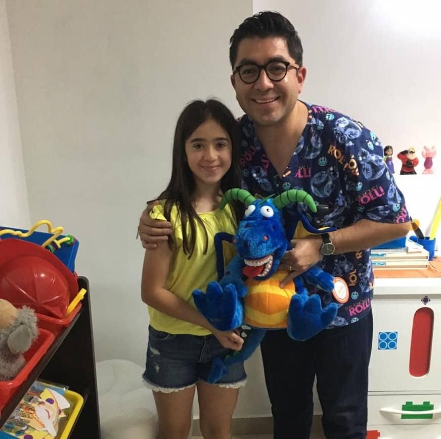 Dentista para niños en Puebla