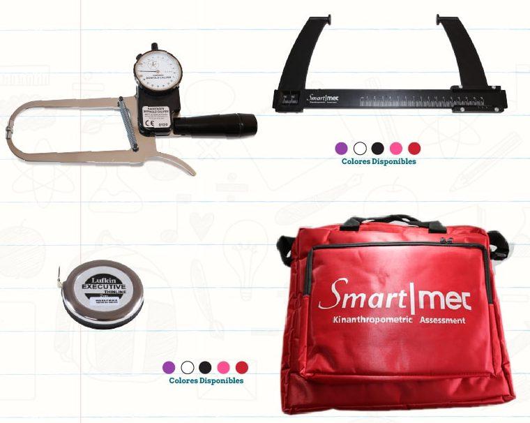 Plicómetros y kits antropométricos para nutriólogos