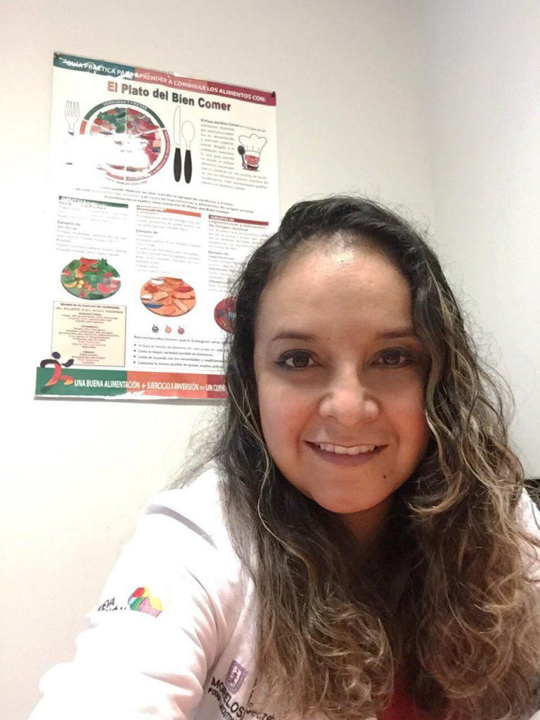 Nutrióloga en Cuautla Morelos