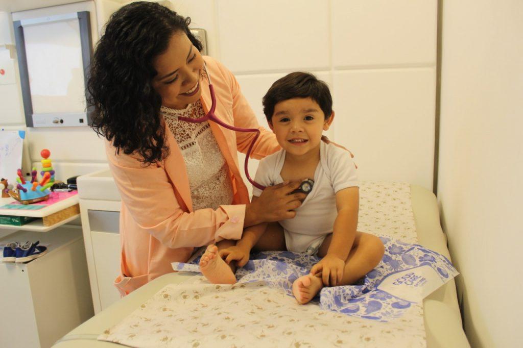 Pediatra en Col. Nápoles CDMX