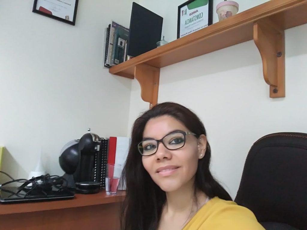 Psicóloga en Nezahualcoyotl
