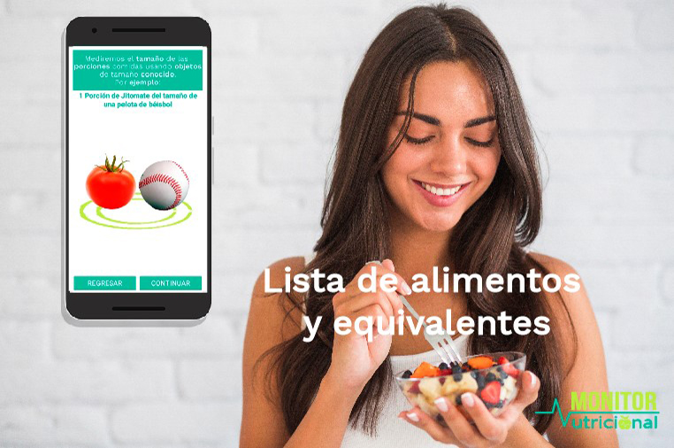 programa para crear dietas