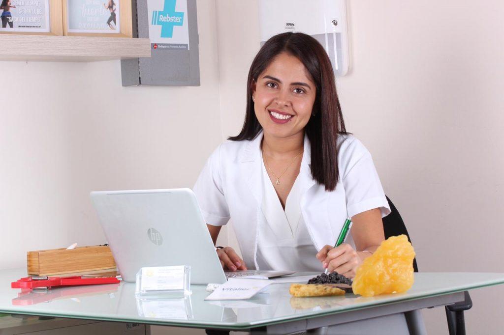 Nutrióloga en Mérida