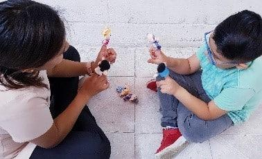 Psicóloga Infantil en Aragón
