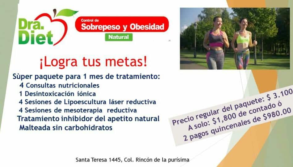CLÍNICA DE NUTRICIÓN EN GUADALUPE NUEVO LEÓN