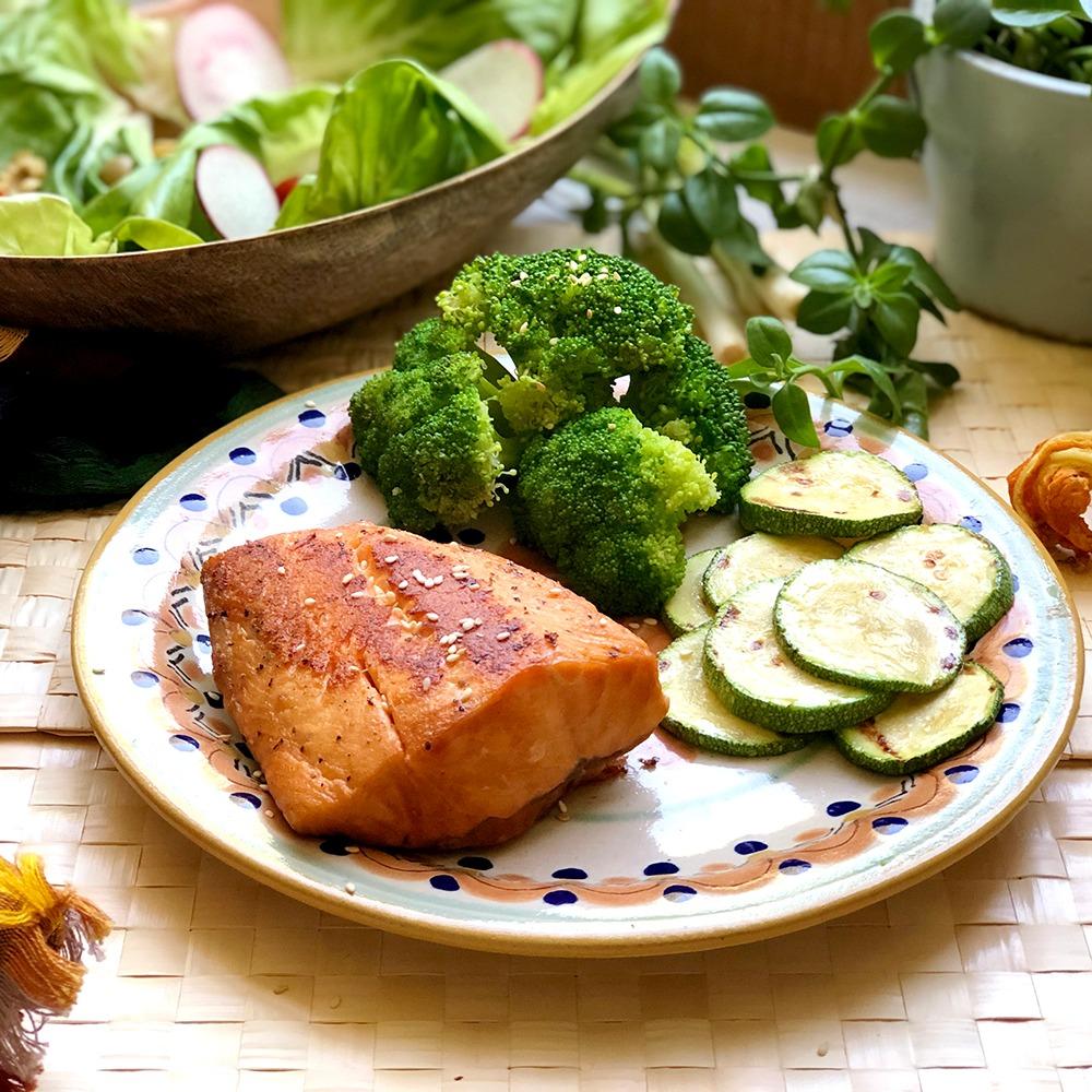 comida saludable en df