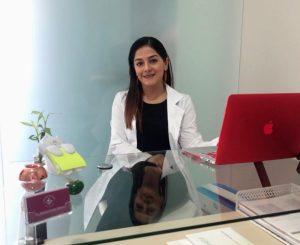 Nutrióloga en el Jacal