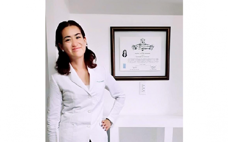 nutrióloga clínica en Guadalajara